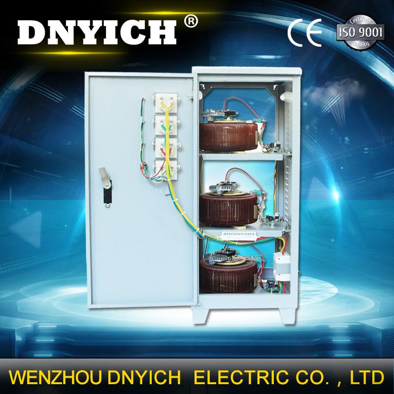 Three Phase 10kVA 15kVA 20kVA Automatic AC Voltage Regulator