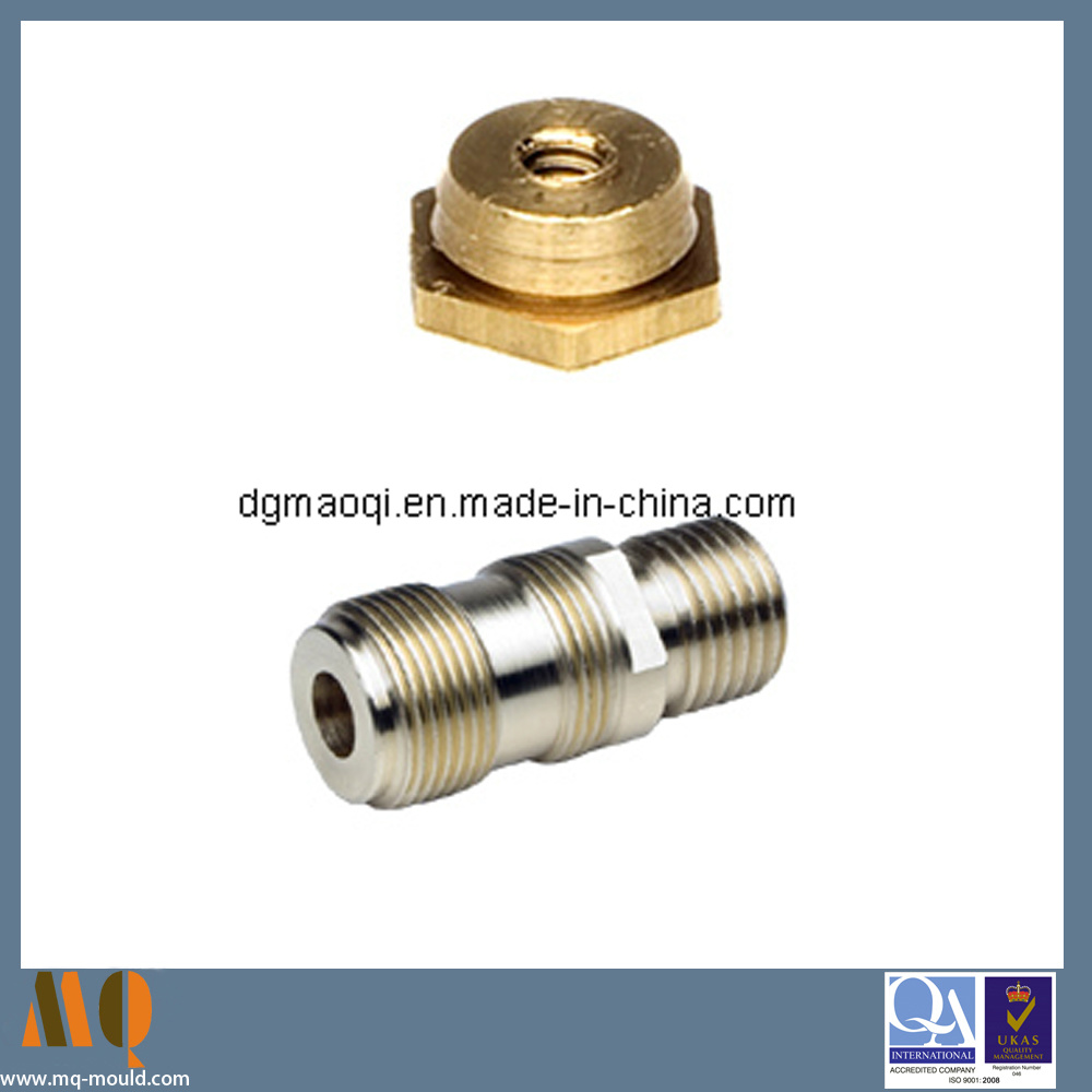 CNC Threaded Turning Part&CNC Lathing Part&Automotive Part (MQ039)