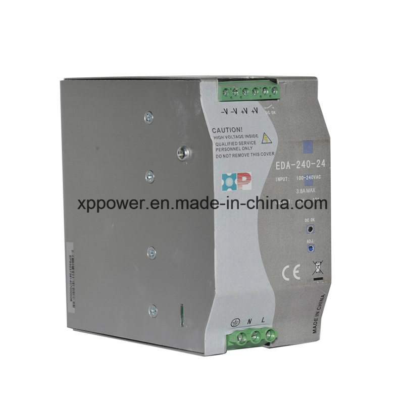 240W Single Output DIN Rail Switching Power Supply