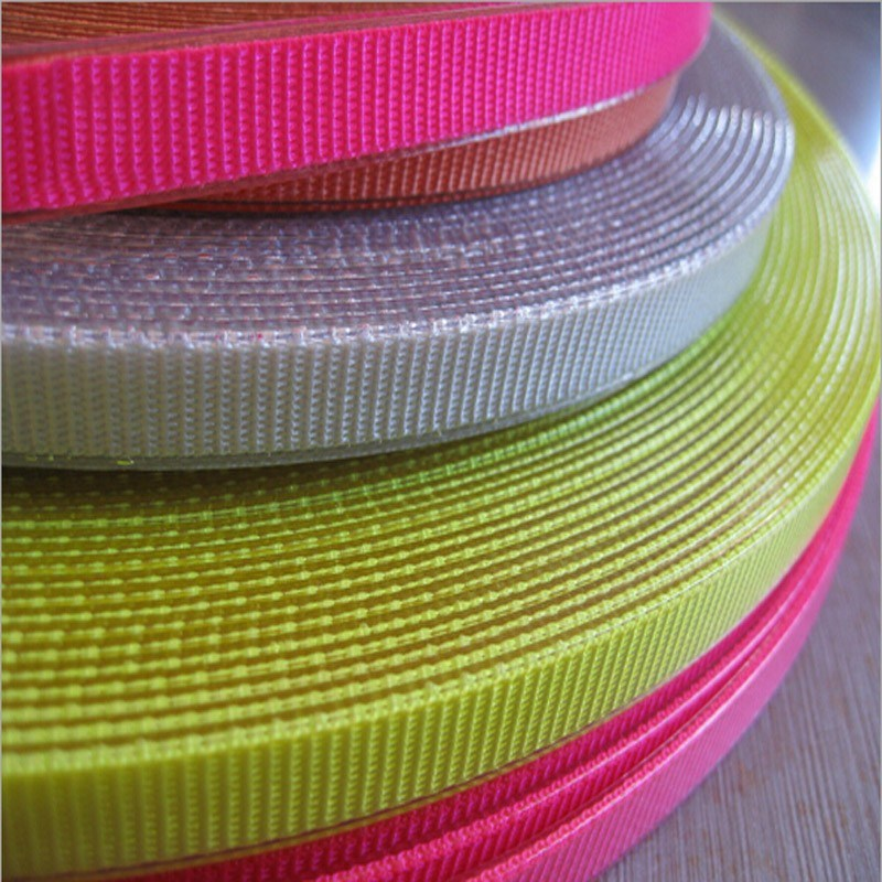 PP/Cotton/Nylon/Polyester Elastic Strap/Ribbon/Belts/Webbing for Garments and Bags