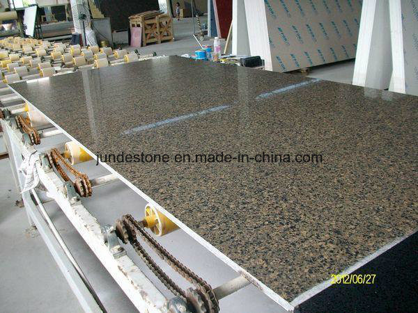 Multi Color Quartz Kitchen Countertop
