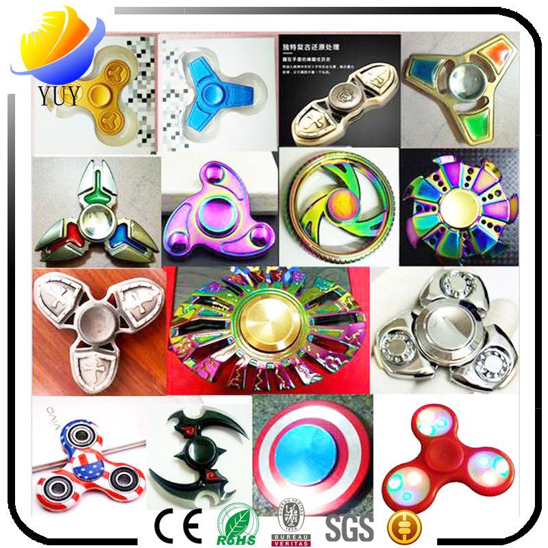 Fidget Spinner Colorful Finger Reliefing Pressure Spinner