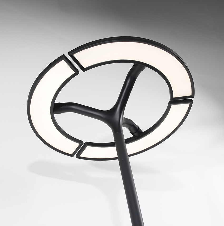 Signcomplex Original Design 10W 15W Modern LED Floor Lamp with UL SAA Ce RoHS