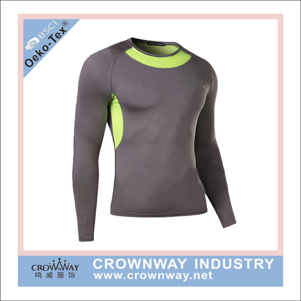 Customized Running Compression Outdoor Base Layer