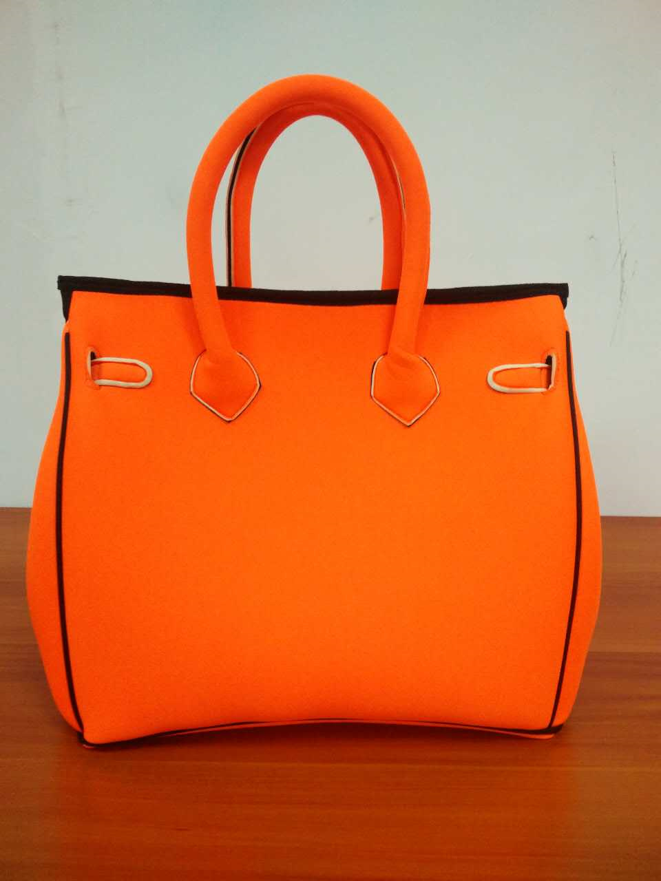 Fashion Neoprene Tote Bag Handbag for Lady