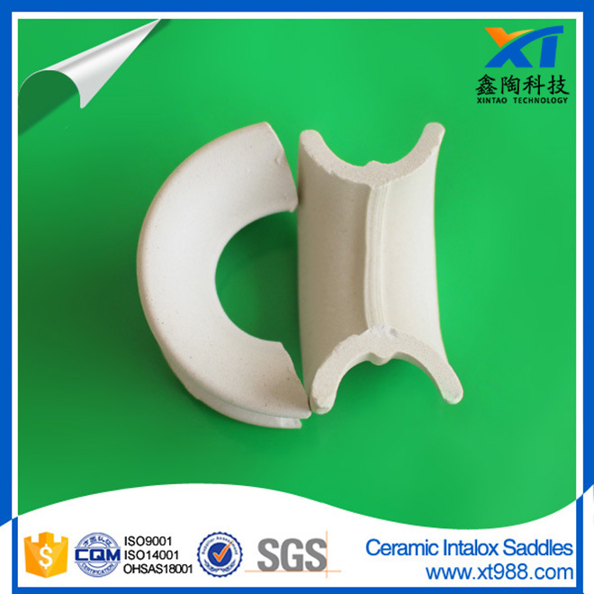 Ceramic Intalox Saddle Ring for Drying Tower