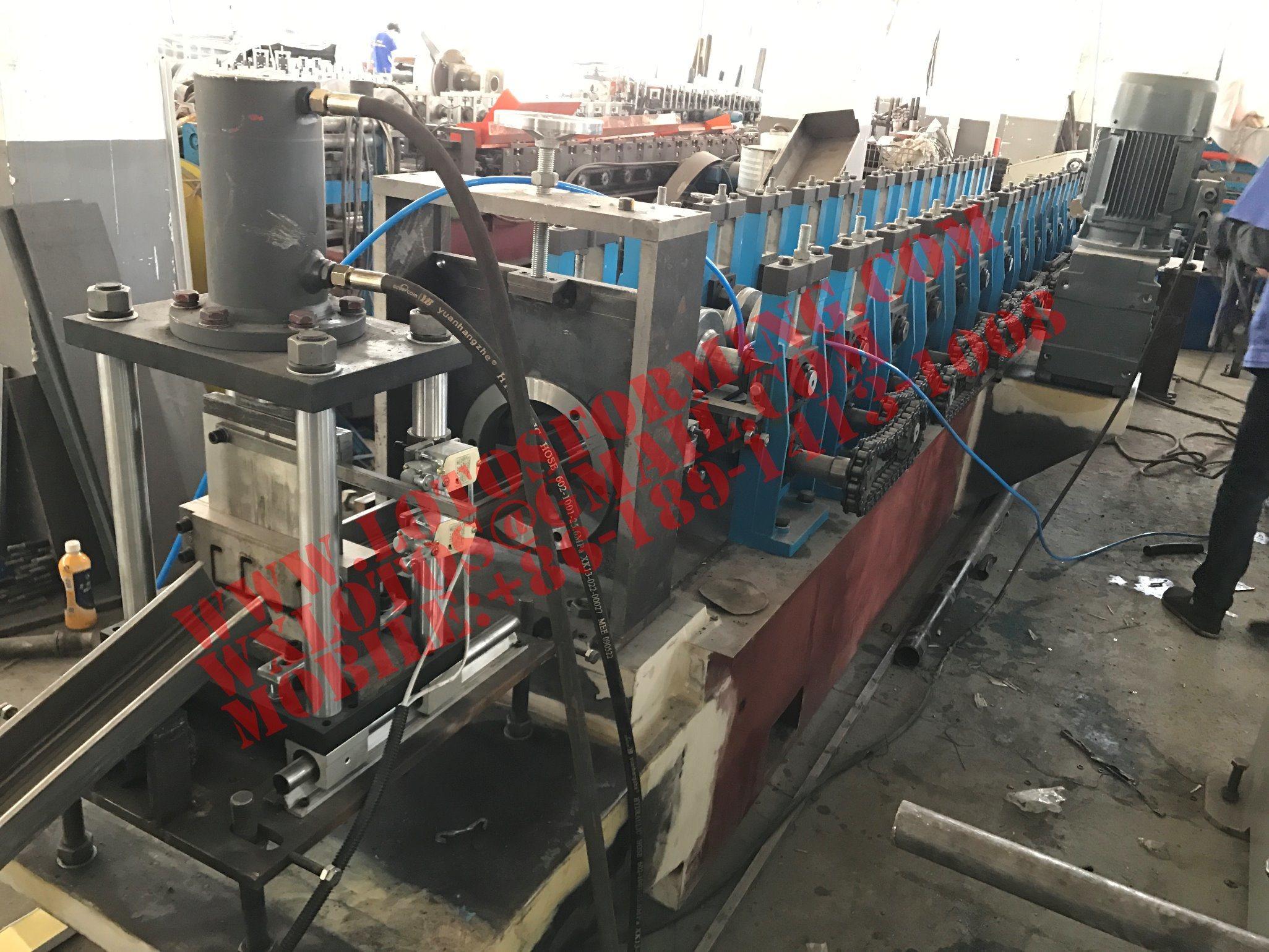 C Purlin Roll Forming Machine Lts-C