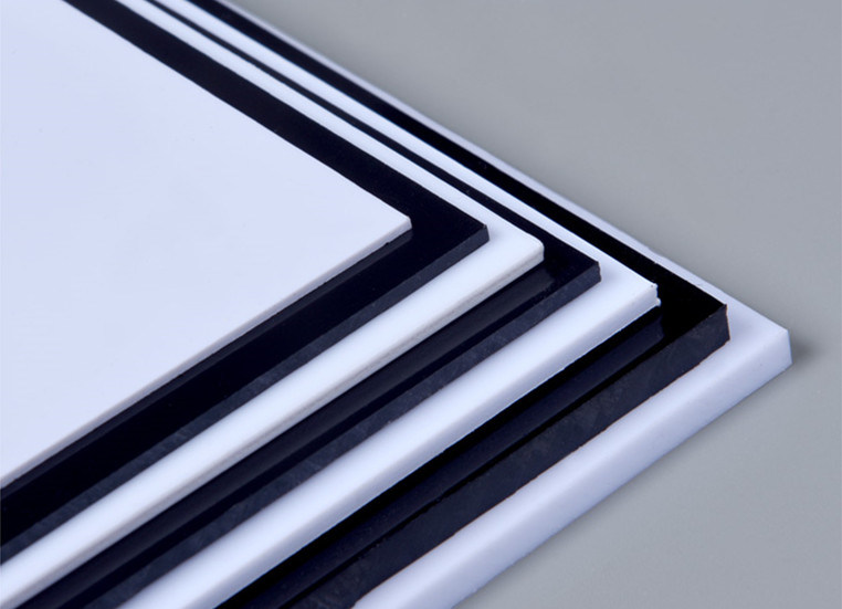2017 ABS Plastic Sheet for Thermoforming White