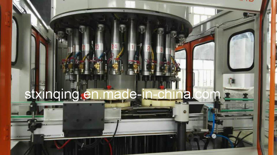 Automatic Leak Tester for Aerosol Can