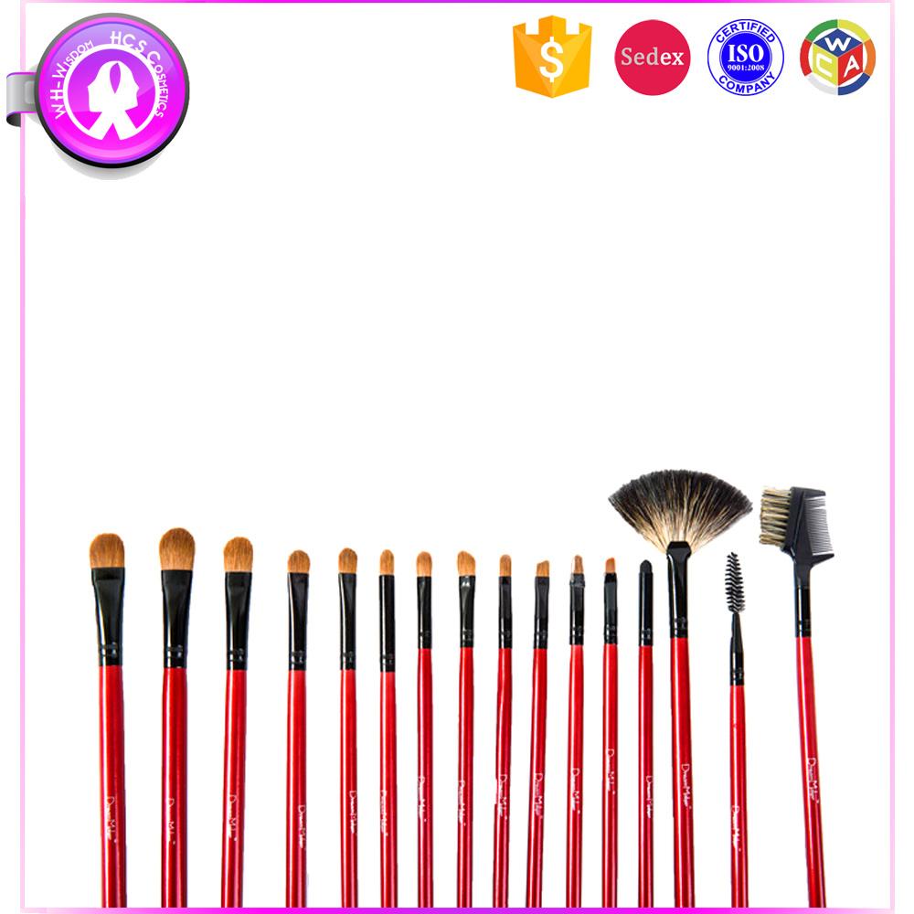 2017 Fashion Style Makeup Brush Kit Cheap Wholesale