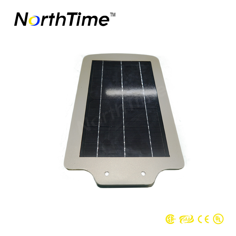 6W LED Sunpower PV Integrated Solar Light for Garden