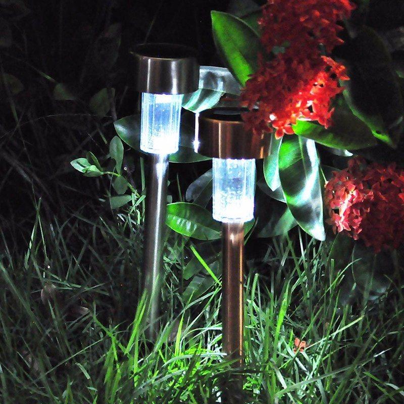 LED Solar Light 10PCS Power Outdoor Garden