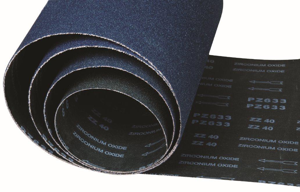 Y-Wt Cloth Zirconium Oxide Abrasive Cloth Roll/Sand Belt Pz633