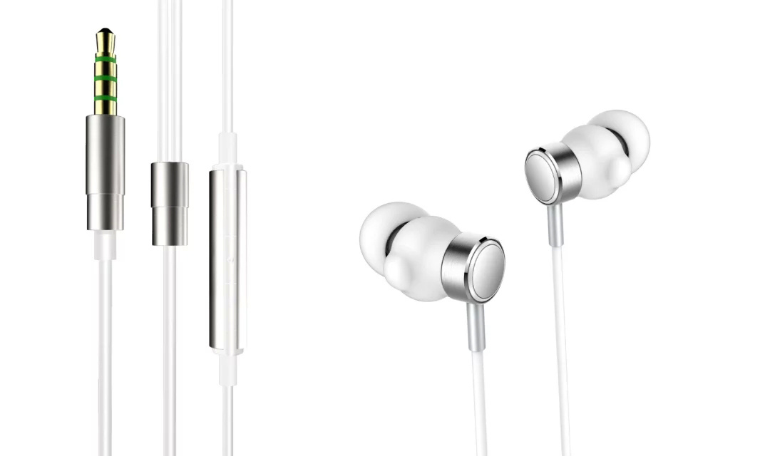 Your Best Choice! Mobile Phone Earphones, Stereo HiFi Headsets, Wired Earphones on Sale