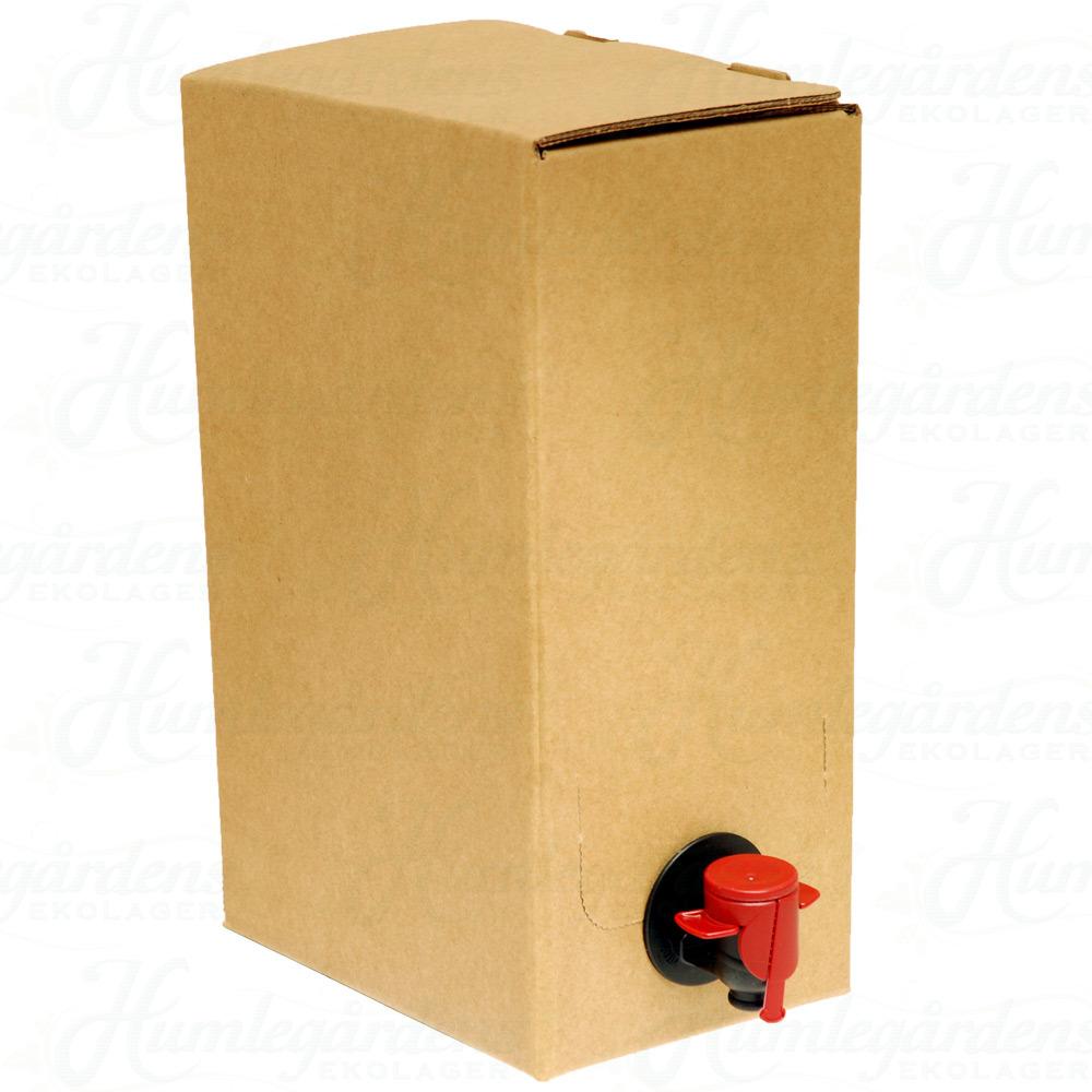 Bib Bag Bag in Box with Dispense for Wine Liquid