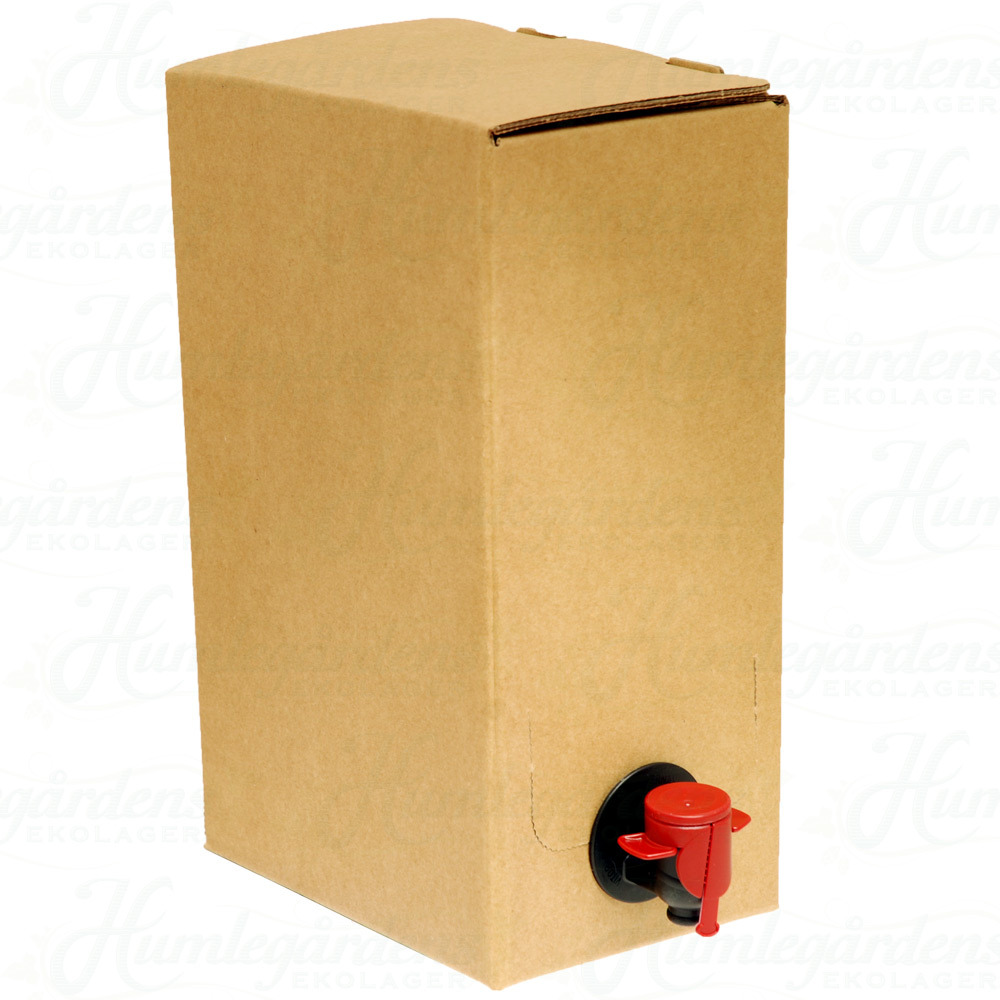 Bib Bag Pillow Bag in Box with Dispense for Wine, Oil, Liquid