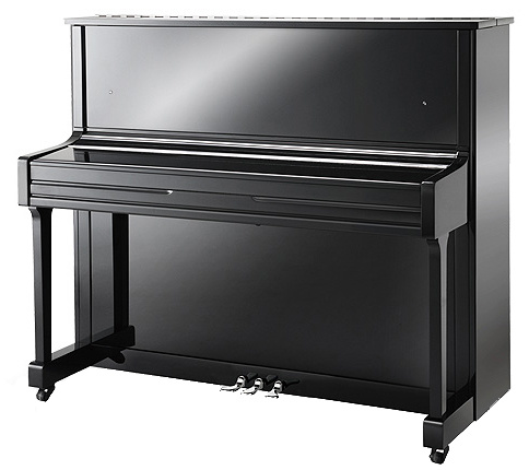 Schumann (E9) Black 121 Upright Piano Musical Instruments