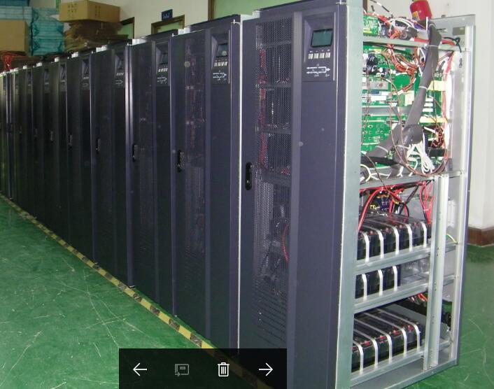 Three Phase Online UPS From 20kVA to 80kVA