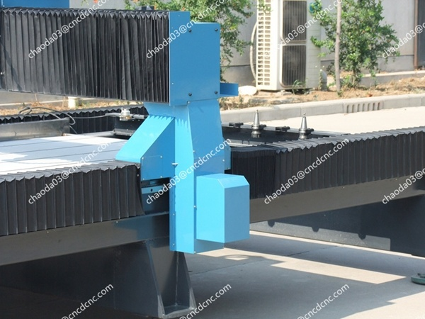 Stone Slab Edge Polishing Engraving CNC Router with Atc