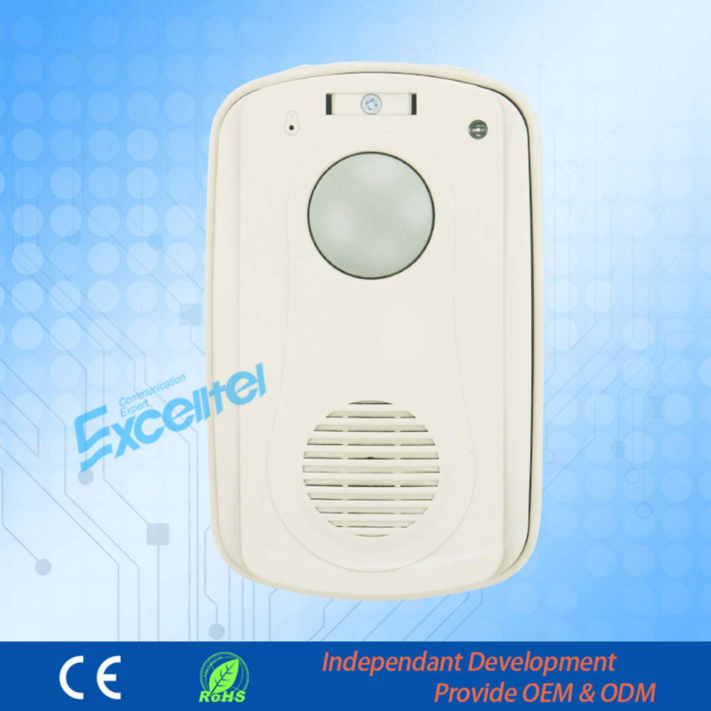 Pabx Accessory Doorphone CDX101 for Excelltel PBX