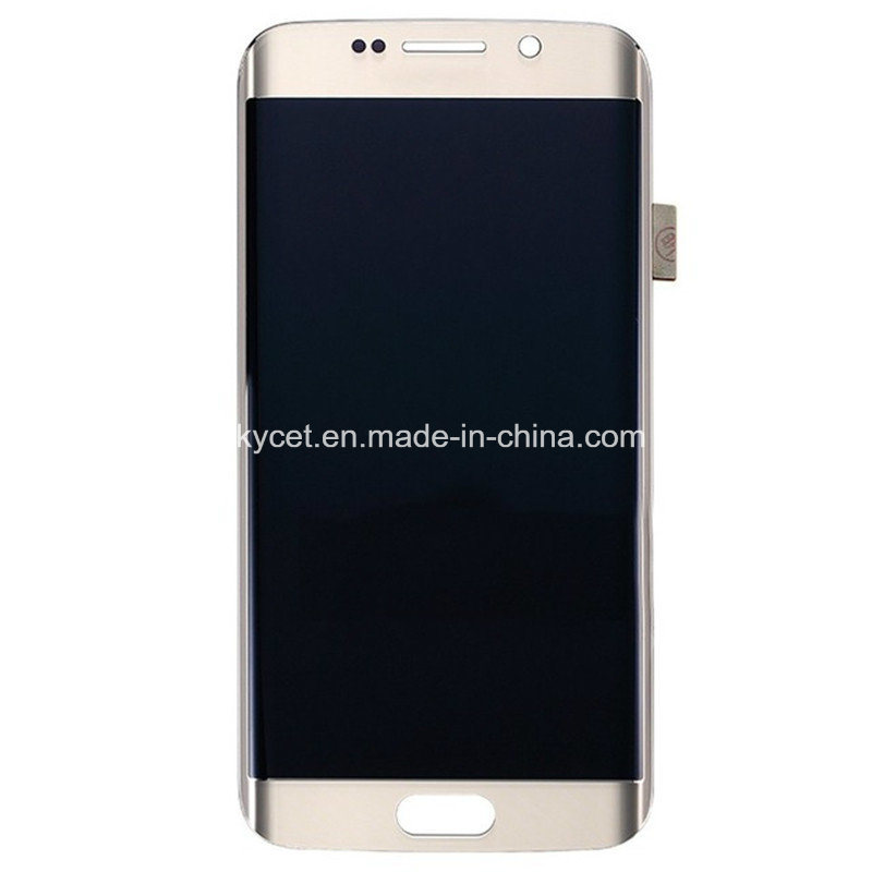 Original New Mobile Phone LCD for Samsung S6 Edge LCD Touch Screen