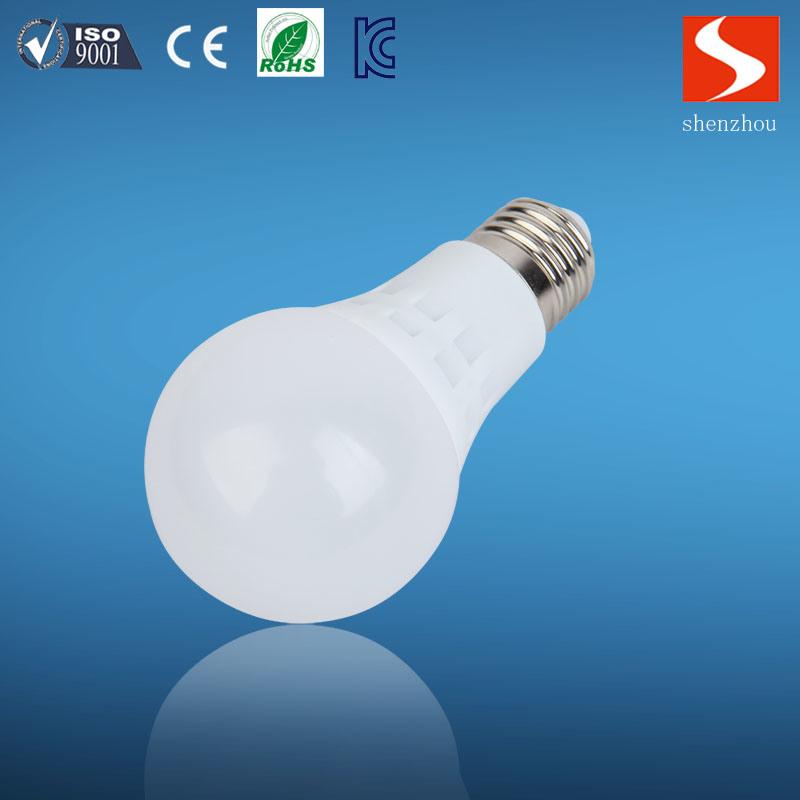 LED Light A60 12W E27 Alum+PBT Bulbs