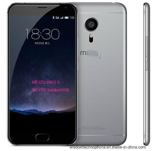 "Original M E Iz U PRO 5 Global Firmware Cell Phone Exynos7420 Octa Core 5.7"" 1920X1080p 3G 32g 21.16MP Camera Smart Phone Black"