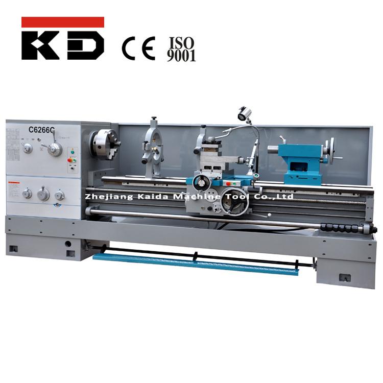 CE Approved Precision Metal Lathe Machine C6266c