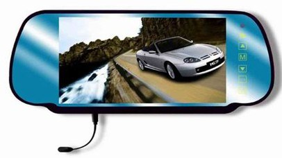 7′′ Rearview Monitor with USB/SD Card