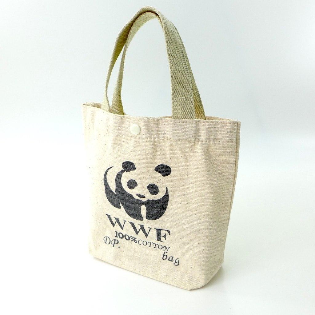 Shopping Bag Made of 100% Natural Cotton