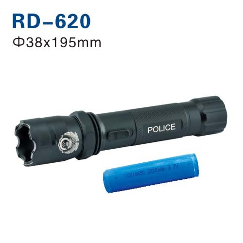 High Power Stun Guns with LED Flashlight