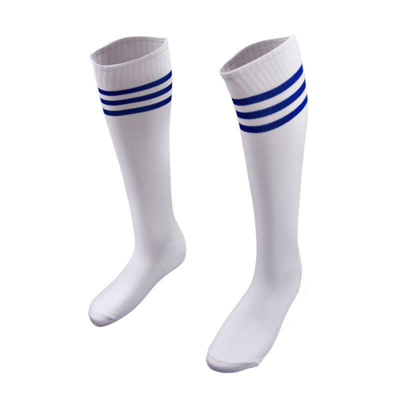 Custom Cheap Mens Sports Soccer Football Rugby Socks Footwear with Your Logo
