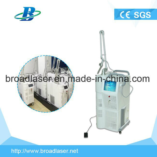 980nm/1064nm Diode Fractional CO2 Laser for Gynecology Treatment