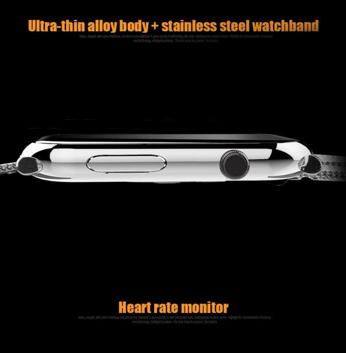 Bluetooth Smart Watch Healthy Heart Rate Testing New Smart Watch A9 for Ios