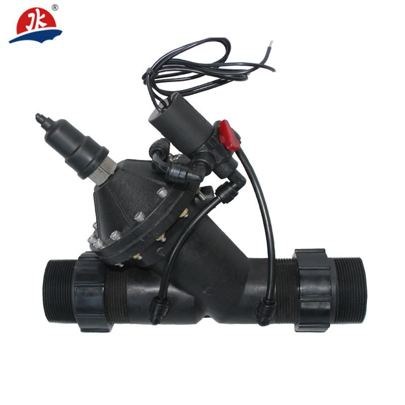 Top Quality Water Control Valve, Solenoid (normally open) Diaphragm Valve