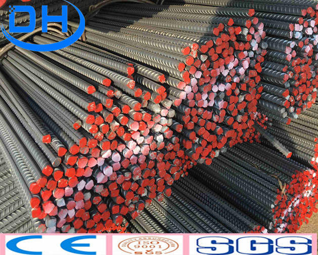 High Quality HRB400 Steel Rebar 8mm in Coil From China Tangshan