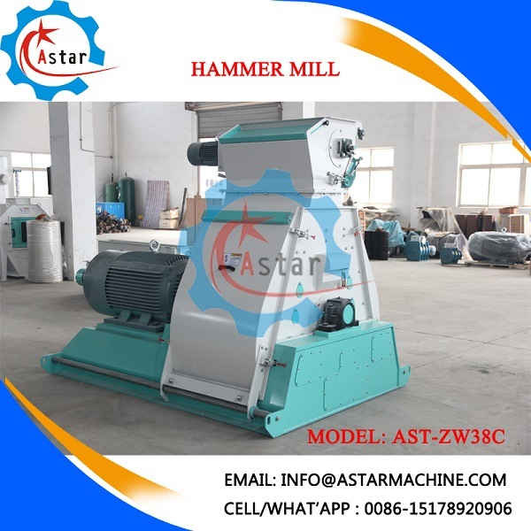 Wood Pellet Hammer Mill for Wood Chips