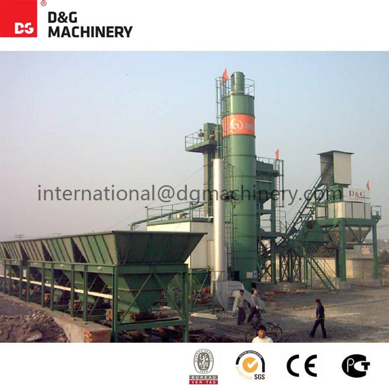 100-123 T/H Hot Mixed Plant / Asphalt Plant for Sale