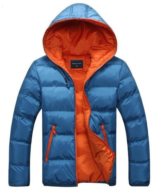 Men's Polyster Down Jackets (527)