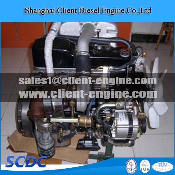 Brand New High Quality Isuzu Engine (4ja1/T, 4jb1/T, 4bd1/T, 6bd1/T)
