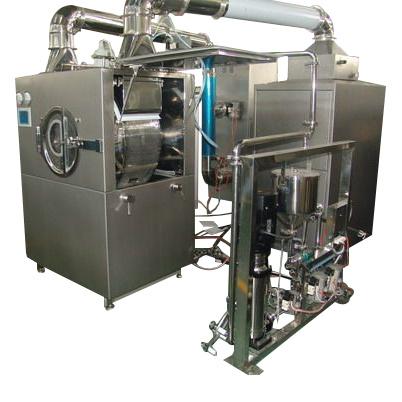 Bgb (W) -D High-Efficiency Film-Coating Machine