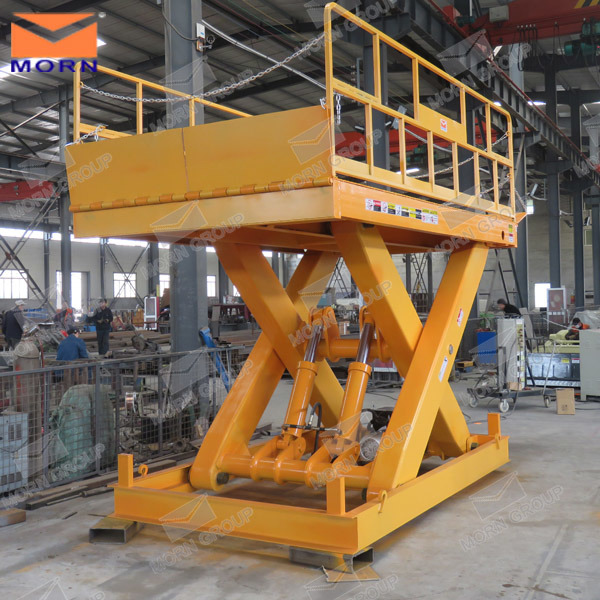 Heavy Duty Hydraulic Scissor Lift Table for Sales
