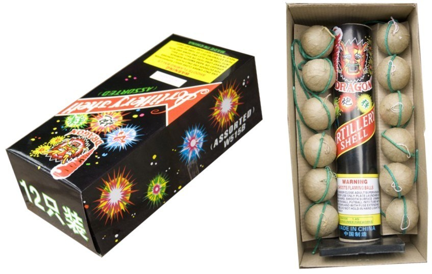 """China 1.75"""" Artillery Shells Fireworks (W515) Photos & Pictures - Made ... Union J Monkey"""