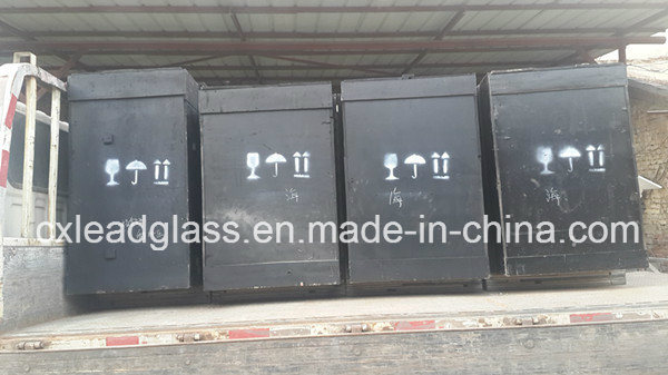 High Transparency Lead Glass Pannels (ZF3)