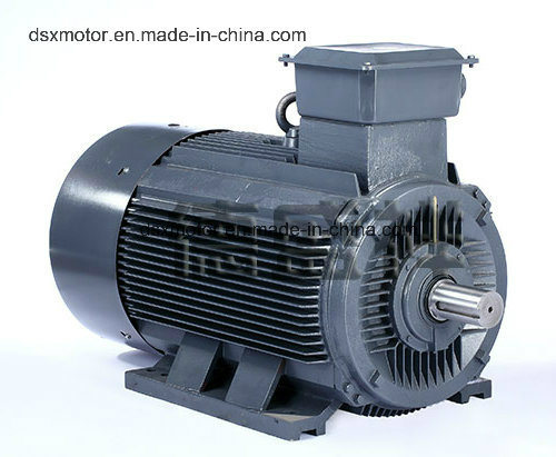 Ie2 Efficiency 250kw Three Phase Asynchronous Electric Motor AC Motor
