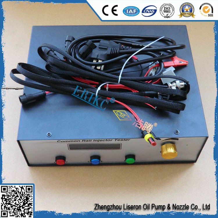 Piezo Cr Common Rail Injector Tester Machine Equipment