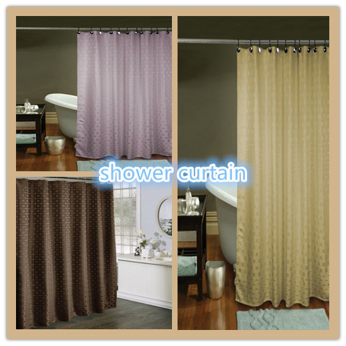 Shower Curtain Bathroom Curtain St1803