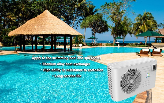 Ketty! ! ! Top Sale Home SPA Swimming Pool Heating Pump