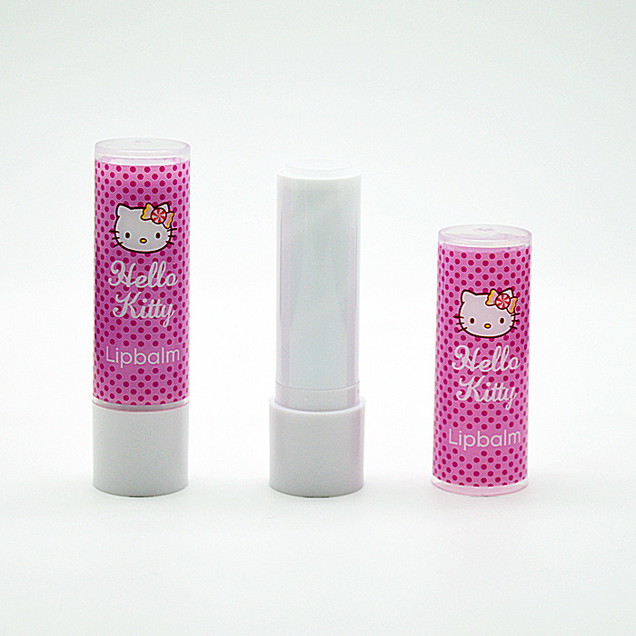 4.8g Hello Kity Lipstick Lip Balm Container Empty Tube