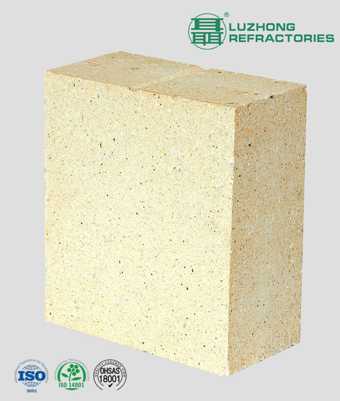Low Thermal Conductivity Anti-Spalling Refractory Brick-DDR30